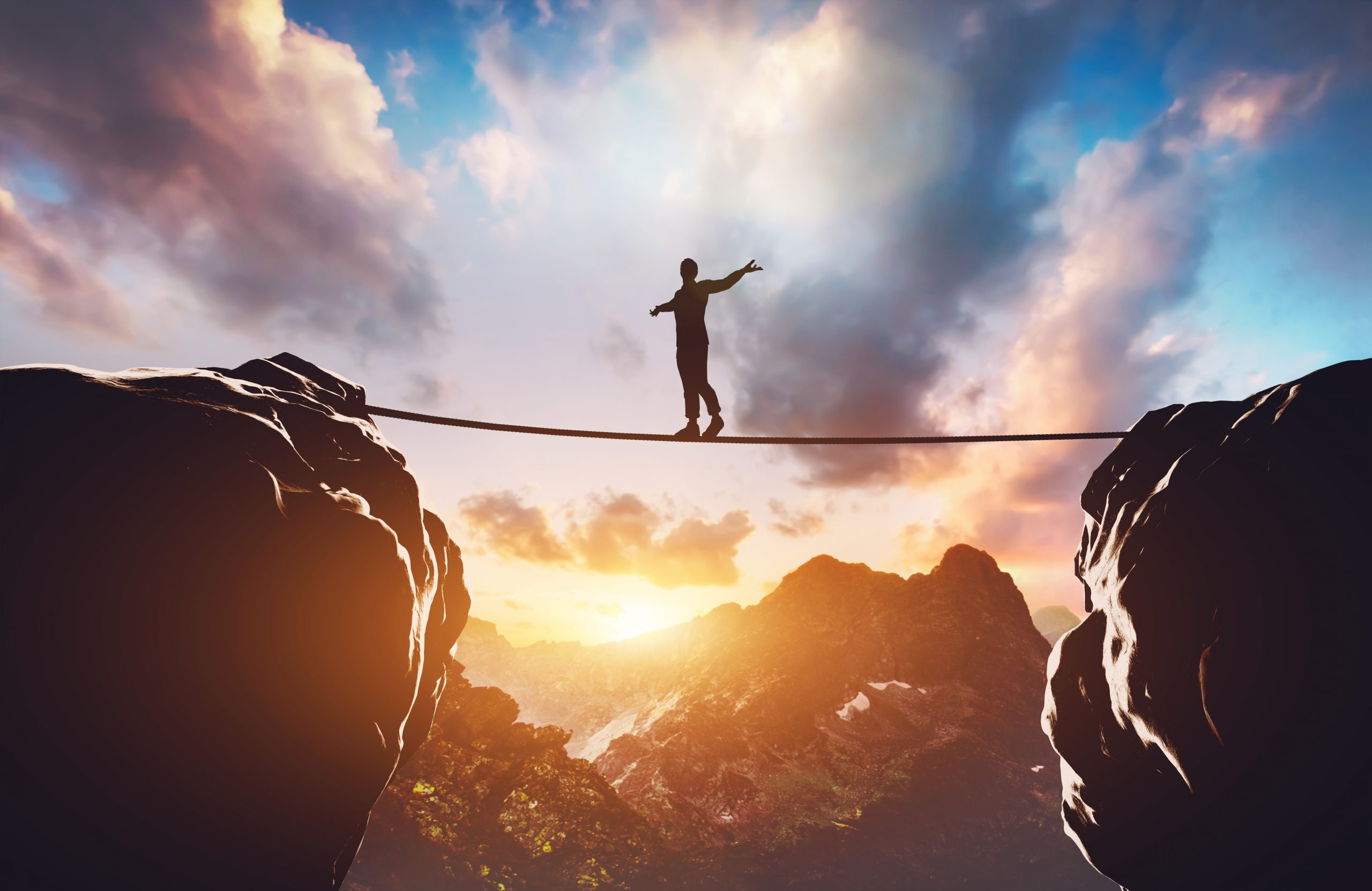 balans vindenAt First Managementbalans vinden