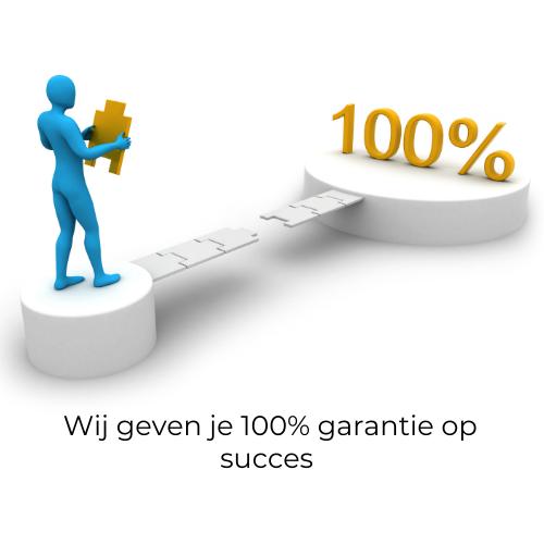 100% garantie At First Management